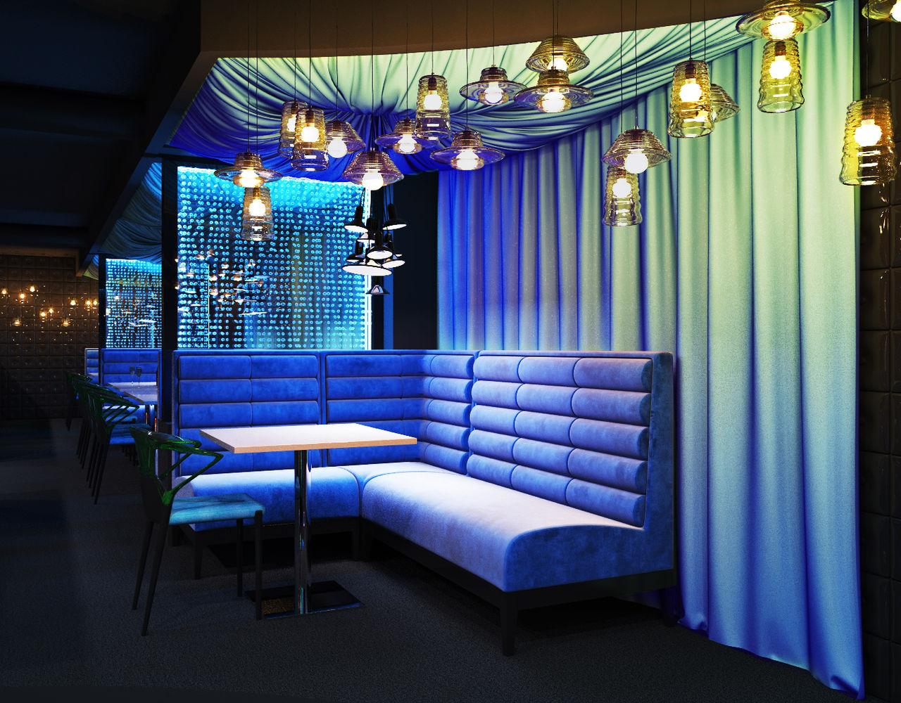 Караоке бар дизайн