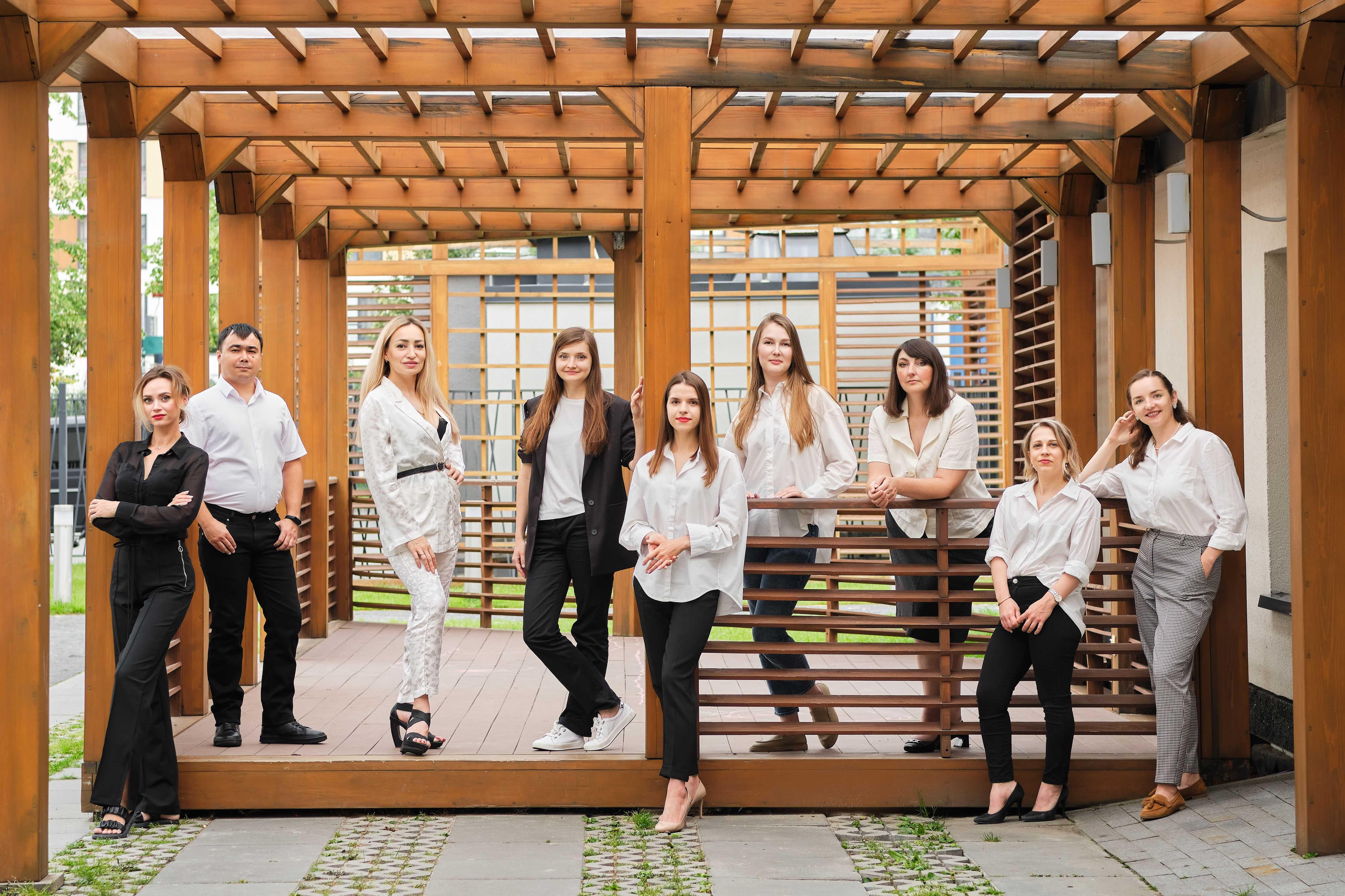 Команда студии дизайна Maria Art